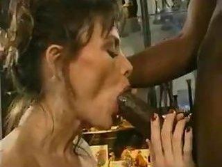 50's Milf Takes Black Cock