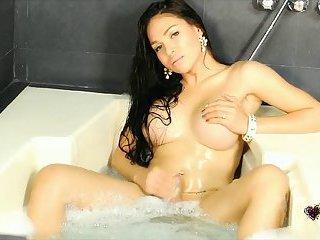 Vitress Tamayo wet and horny