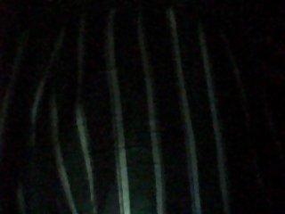 spanking myself at night