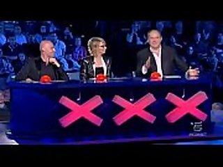 PRIVATE BOXXX - Tv  01 (Italia'_s got talent)